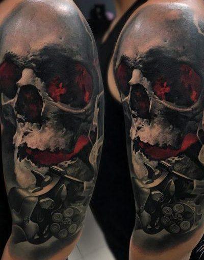 Direkt in Bad Vilbel die besten Tattoos stechen lassen